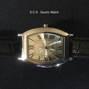 Accessories - S C K. Quartz Watch